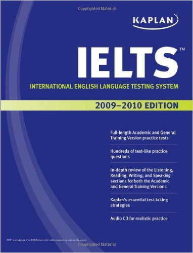 Kaplan IELTS 2009 to 2010 Edition