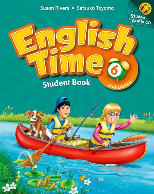 مجموعه آزمونهای جمع بندی ۶ English Time