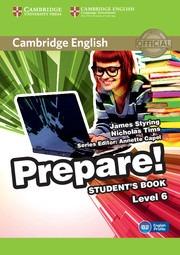 Prepare 6 student book