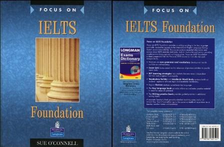 دانلود کتاب و فایل صوتی Focus on IELTS Foundation