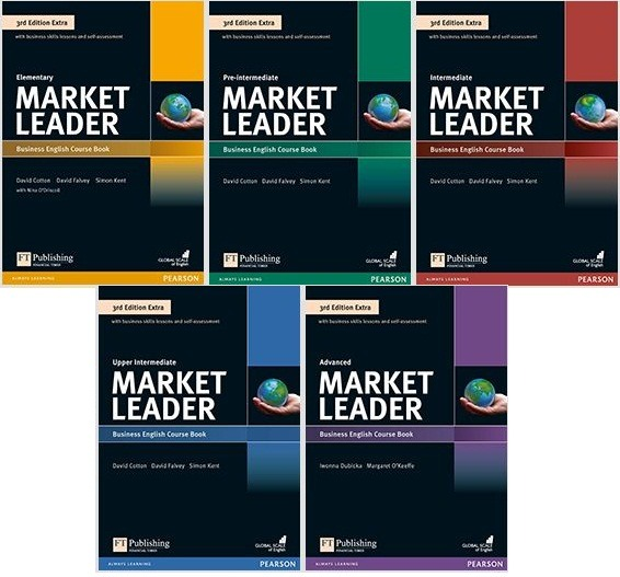 دانلود کتاب Market Leader 3rd Edition