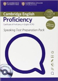 دانلود کتاب و فایل صوتی Speaking Test Preparation Pack for Proficiency