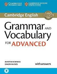 دانلود کتاب Cambridge English Grammar And Vocabulary For Advanced