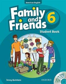 نمونه سوالات جمع بندی Family and Friends 6