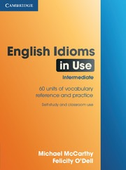 مجموعه آموزش زبان English Idioms in Use