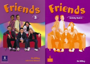 freinds 3 book