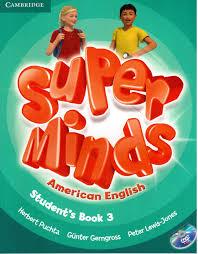 آزمونهای جمع بندی  Super Mind 3