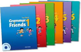 دانلود رایگان کتابهای Grammar Friends