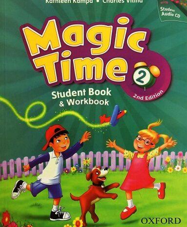 نمونه سوال درس به درس و  جمع بندی 2 Magic Time