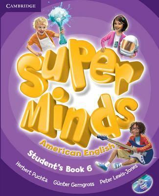 دانلود کتابهای سوپرمایند Super Mind 6