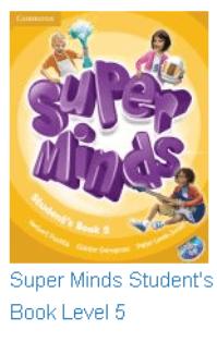 دانلود کتابهای سوپر مایند Super Mind 5