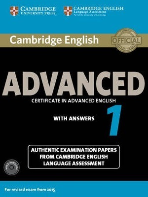 Cambridge English Advanced 1