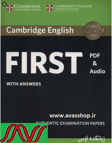 cambridge English First Books