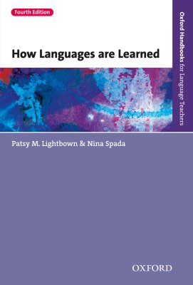 How languages are learned Fourth Edition