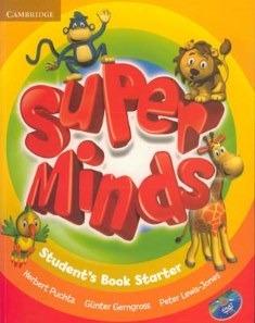 دانلود نمونه سوال سوپرمایند Super Mind Starter