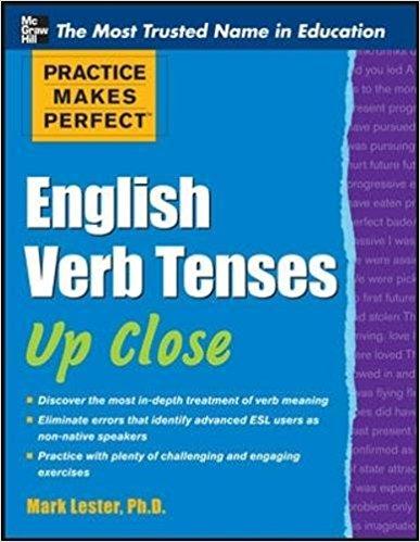 دانلود کتاب English Verb Tenses Up Close