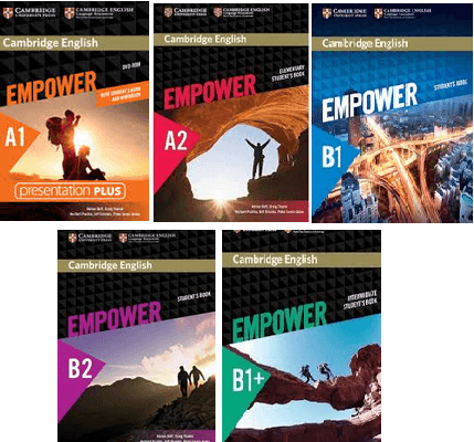 دانلود کتابهای استاد Empower Teacher Books
