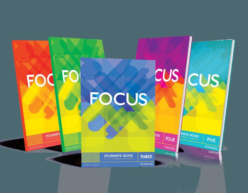 focus student book
