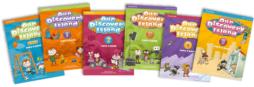 دانلود کتاب استاد Our Discovery Island Teacher