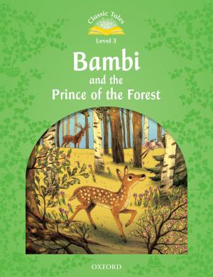 ویرایش دوم کتاب داستان Bambi and the Prince of the Forest