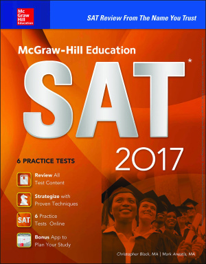 McGraw-Hill Education SAT 2017