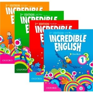 Incredible english 1 second edition