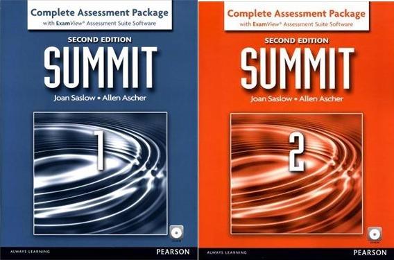 آزمونهای استاندارد ویرایش دوم سامیت Summit