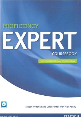 دانلود کتاب Proficiency Expert Coursebook