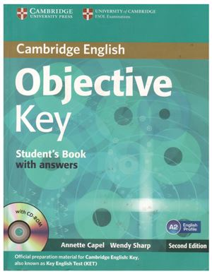 دانلود کتاب Objective Key Student and Work Book