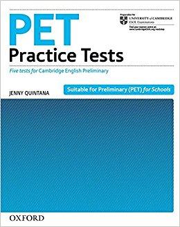 PET Practive Test