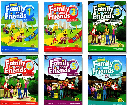 دانلود نرم افزار  American Family and Friends Second Edition iTools