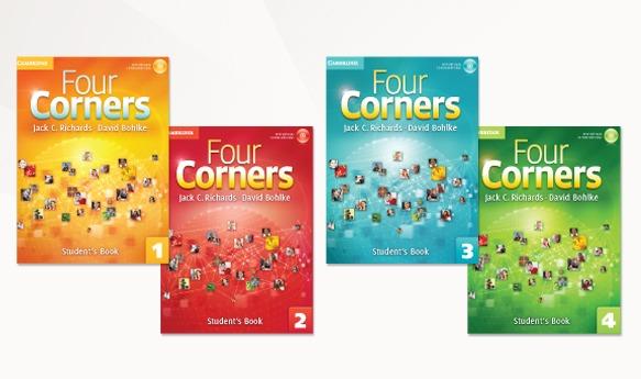 آزمون جامع Four Corners