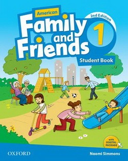 american family and friends 1 second edition