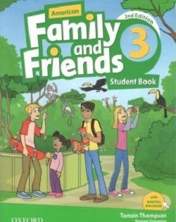 نمونه سوالات جمع بندی Family and Friends 3