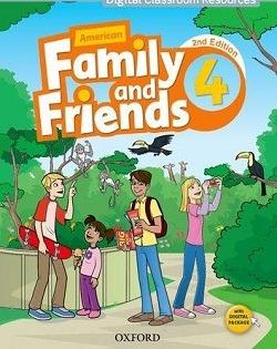 نمونه سوالات جمع بندی Family and Friends 4