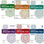 دانلود کتابهای استاد و جواب کتاب کار  American ٍٍEnglish File Second Edition