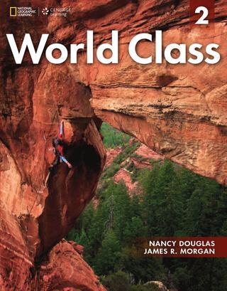 نمونه سوالهای تستی world class 2 Second Edition