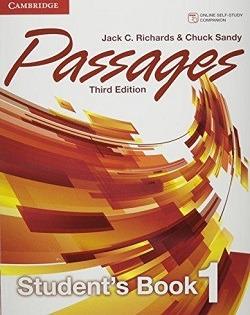 مجموعه آزمونهای جمع بندی Passages Third Edition