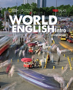 نمونه سوالهای تستی World English Intro Second Edition
