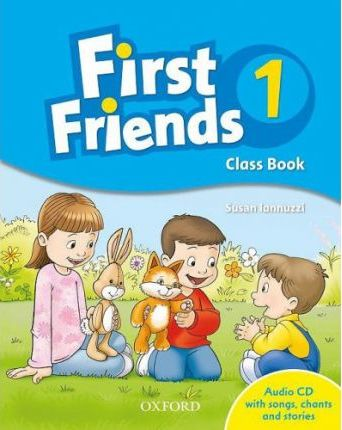 First Friends 1 British