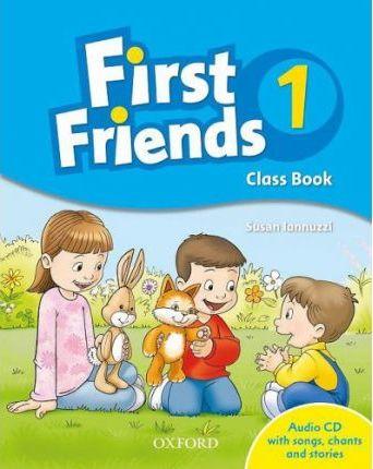 First Friends 1 British
