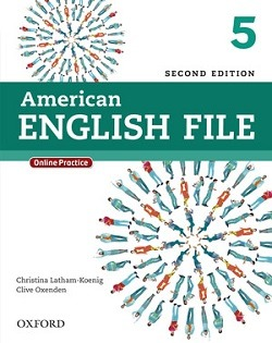 american english file 5 second edition