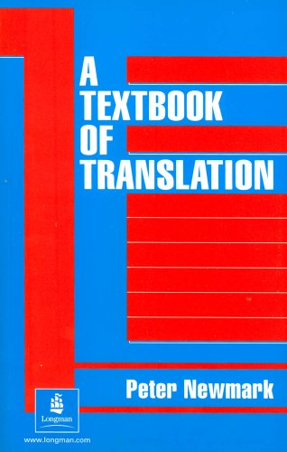 a text book of translation