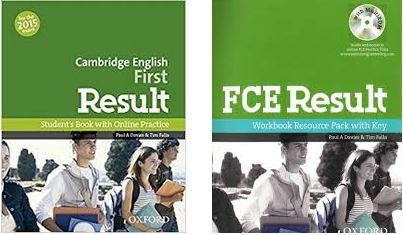 first result book