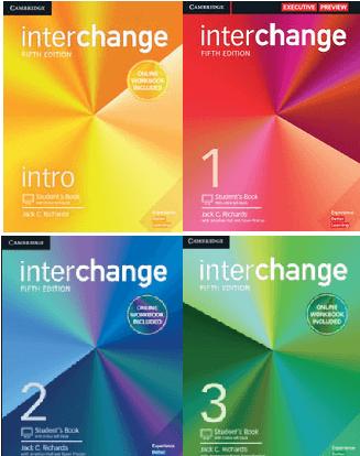 دانلود ویرایش پنجم نمونه سوالات Interchange