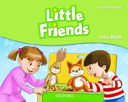 little friends student book