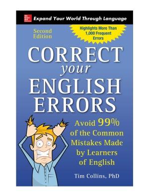 دانلود ویرایش دوم Correct Your English Errors