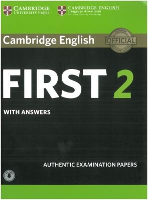 دانلود کتاب Cambridge English First 2 Book