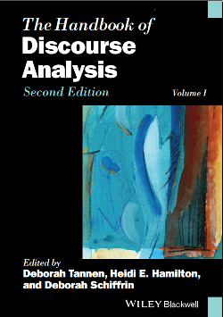 handbook of discourse analysis