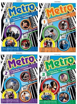 دانلود کتابهای Metro Student  Books